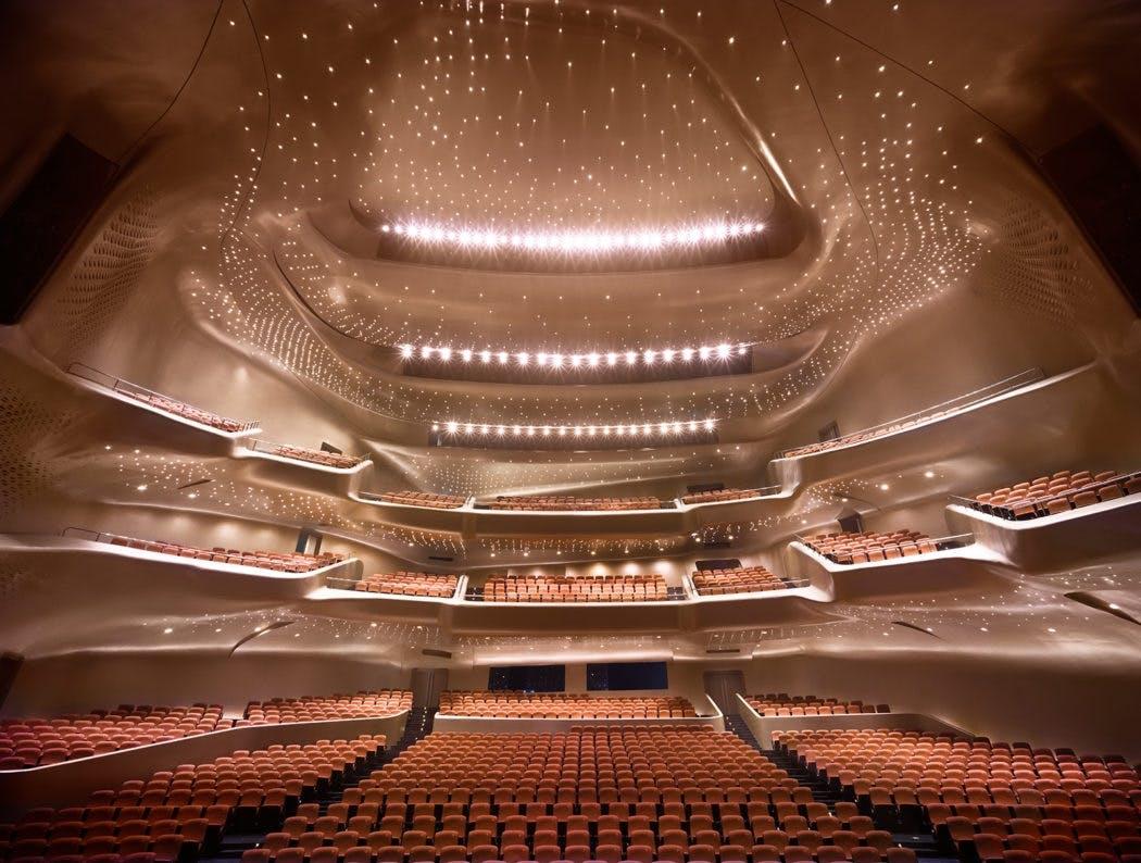 Guangzhou Oper House, Kina