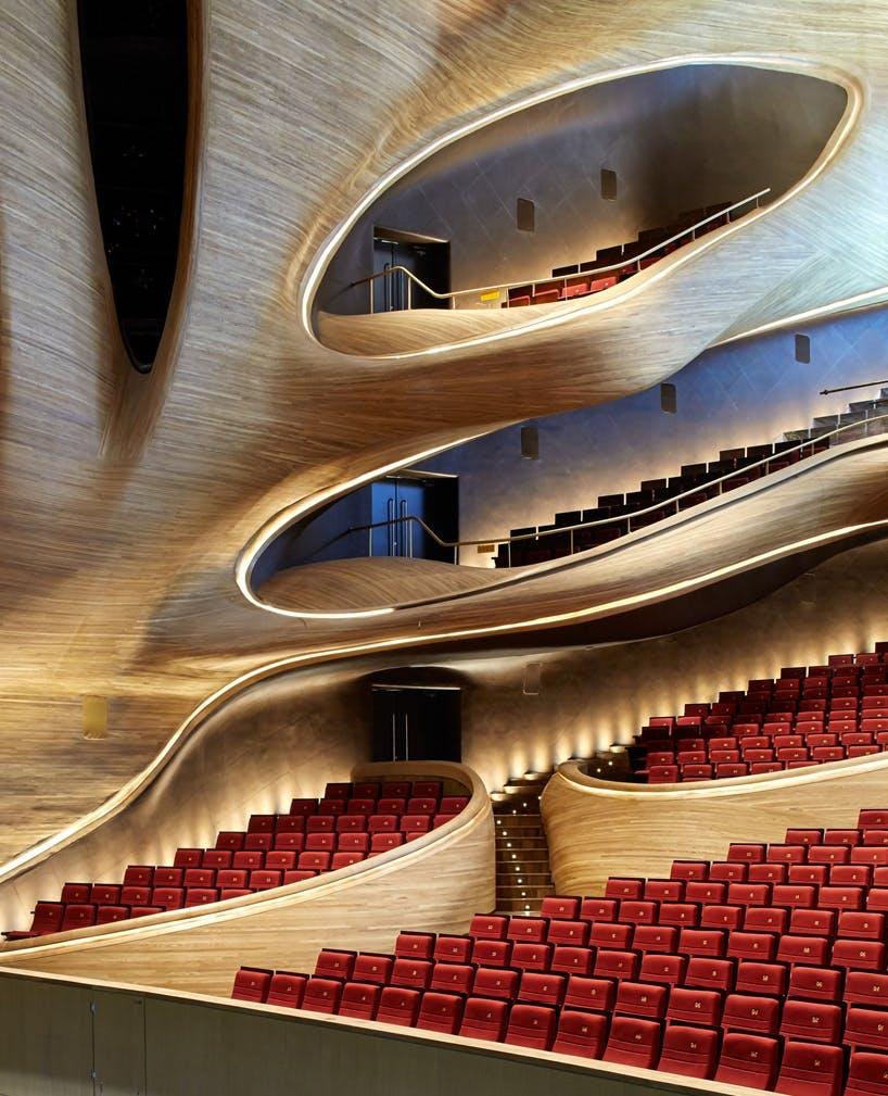 Harbin Opera House, Kina