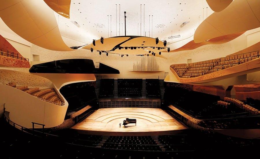 Philharmonie de Paris, Frankrig