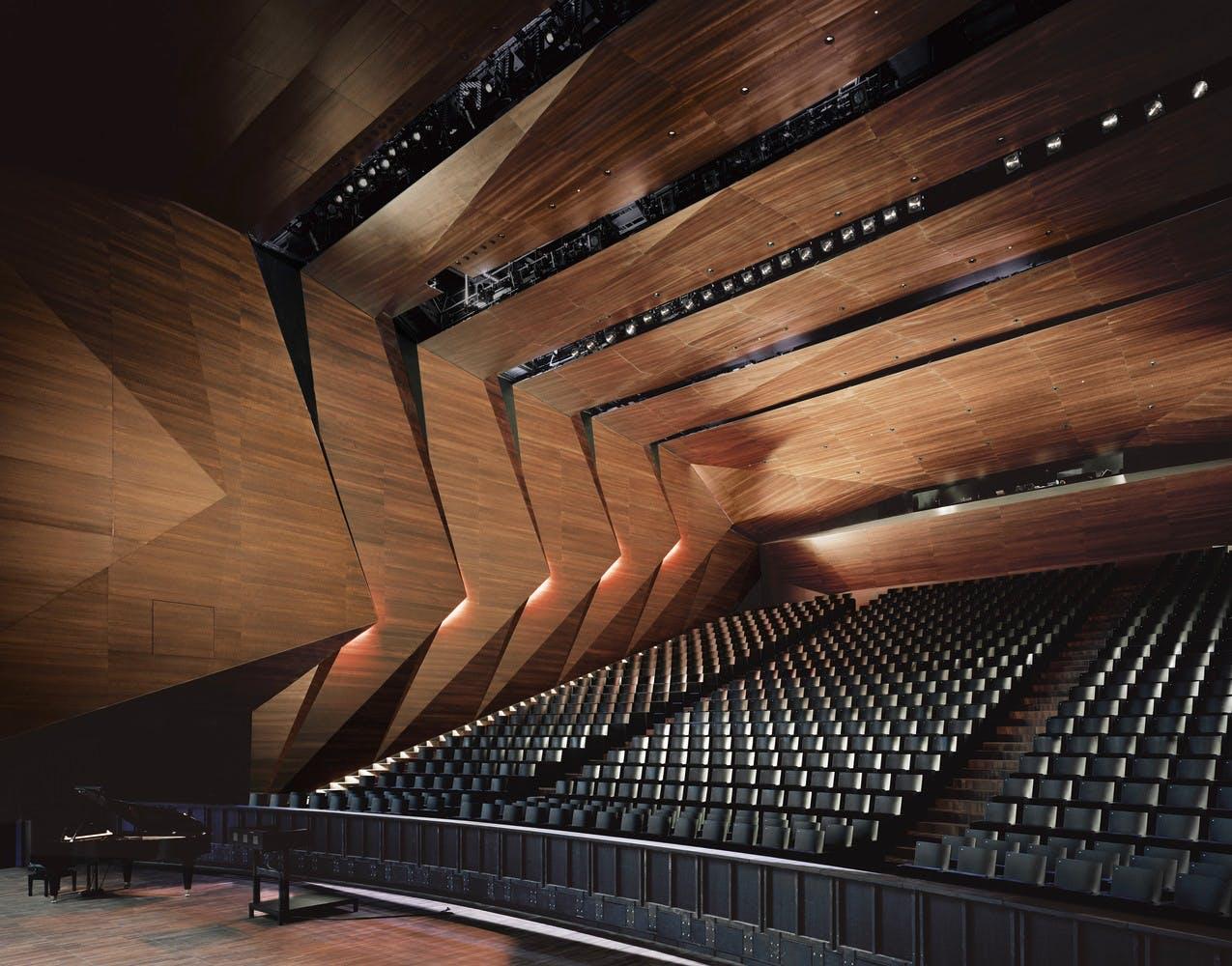 Festival Hall of the Tiroler Festspiele Erl, Østrig