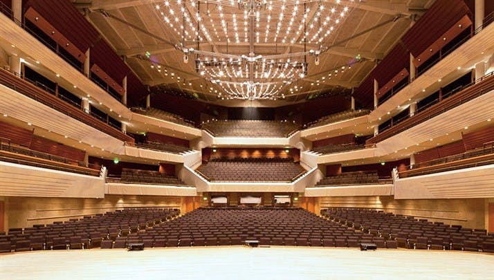 The Bridgewater Hall, England