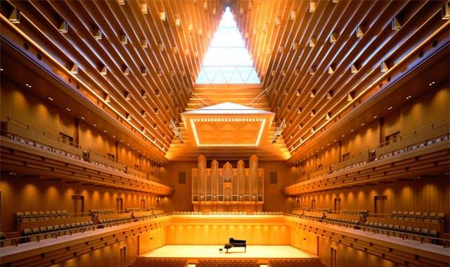 Tokyo Opera City Concert Hall, Japan
