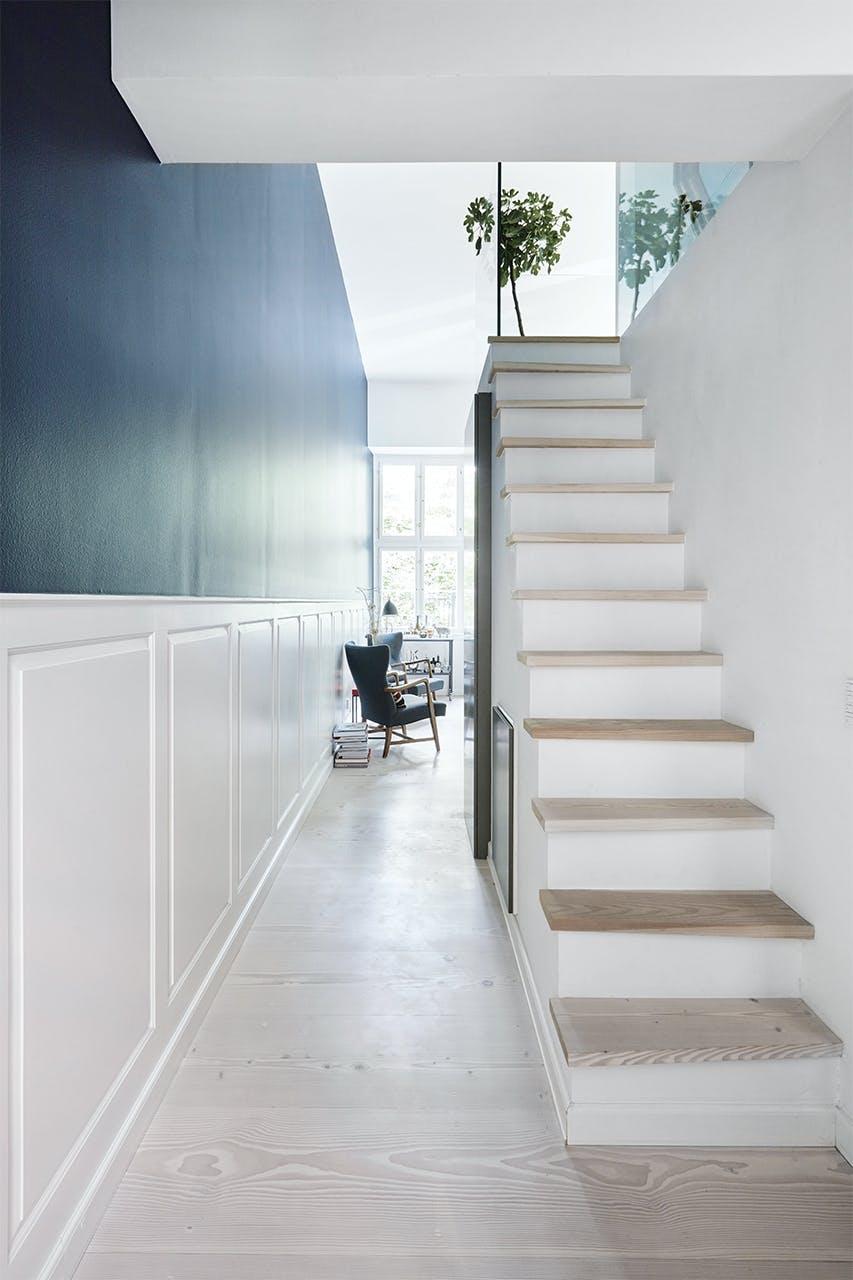 køkken bolig christianshavn indretning trappe
