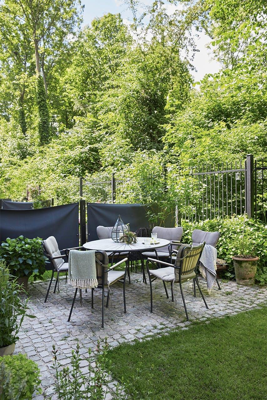 køkken bolig christianshavn indretning have terrasse