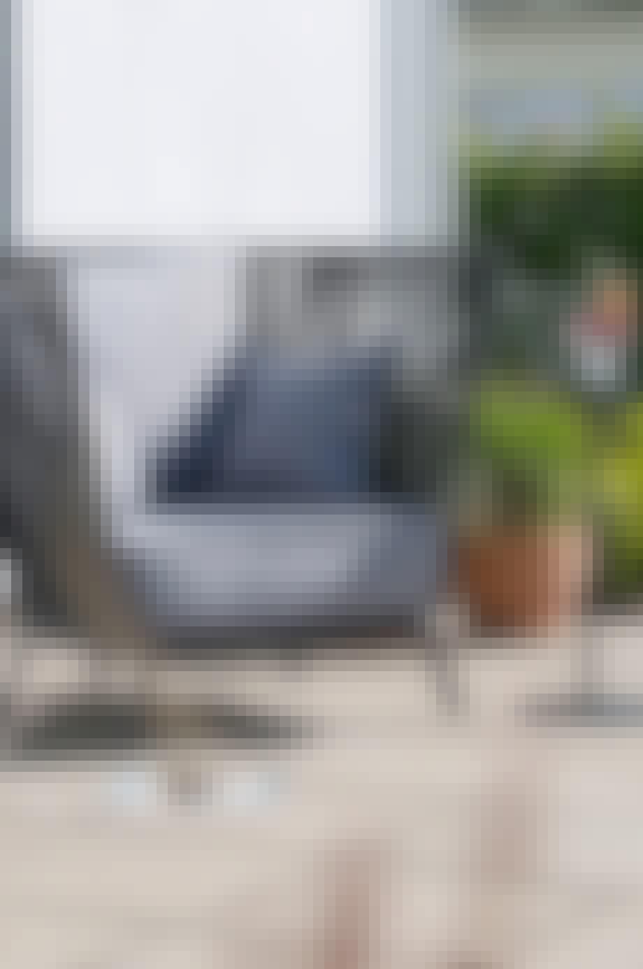 Jet Set loungelænestol