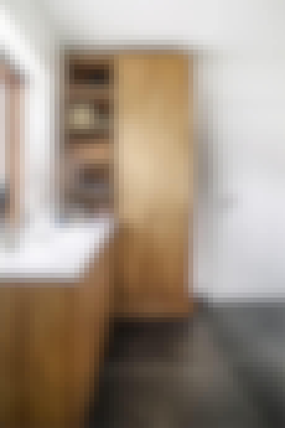 bolig indretning klampenborg villa bungalow badeværelse