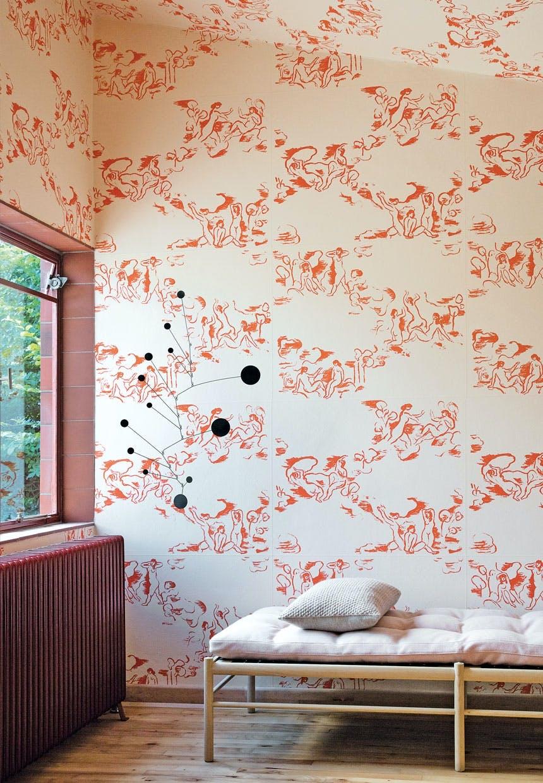 Soveværelse med daybed fra Carl Hansen & Søn