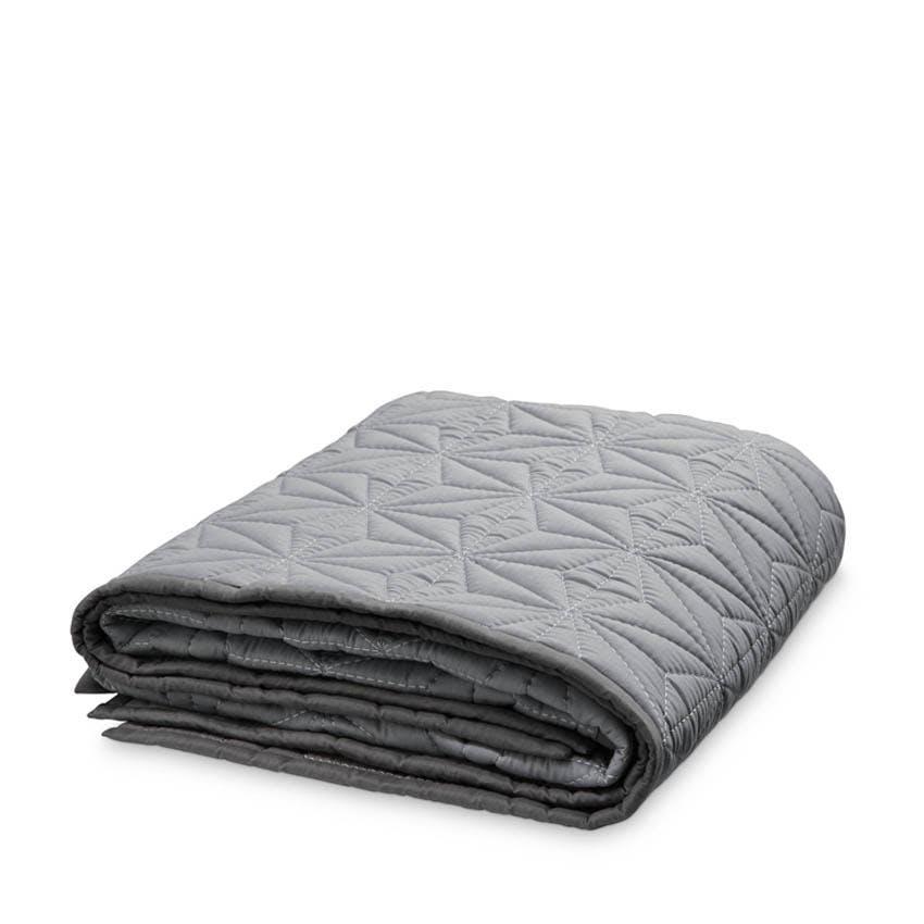 Vendbart sengetæppe