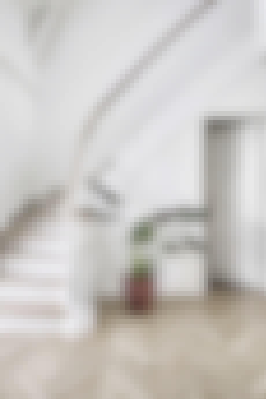 villa hellerup indretning entre trappegang