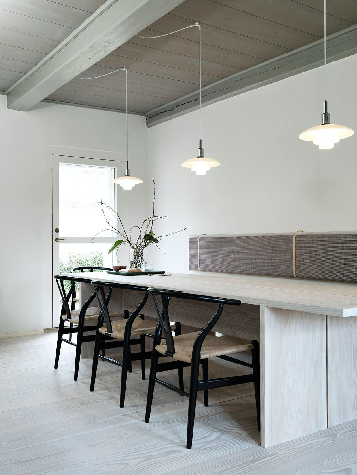 Spisebord Spisebordsstole Ph Lampe 7Er Stole