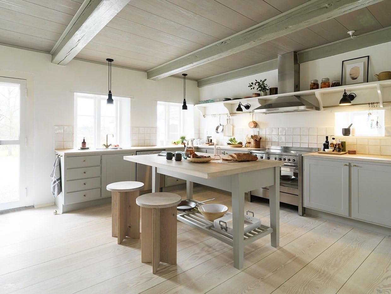 køkken køkkenalrum landkøkken