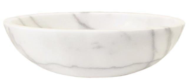 håndvask i marmor badeværelse