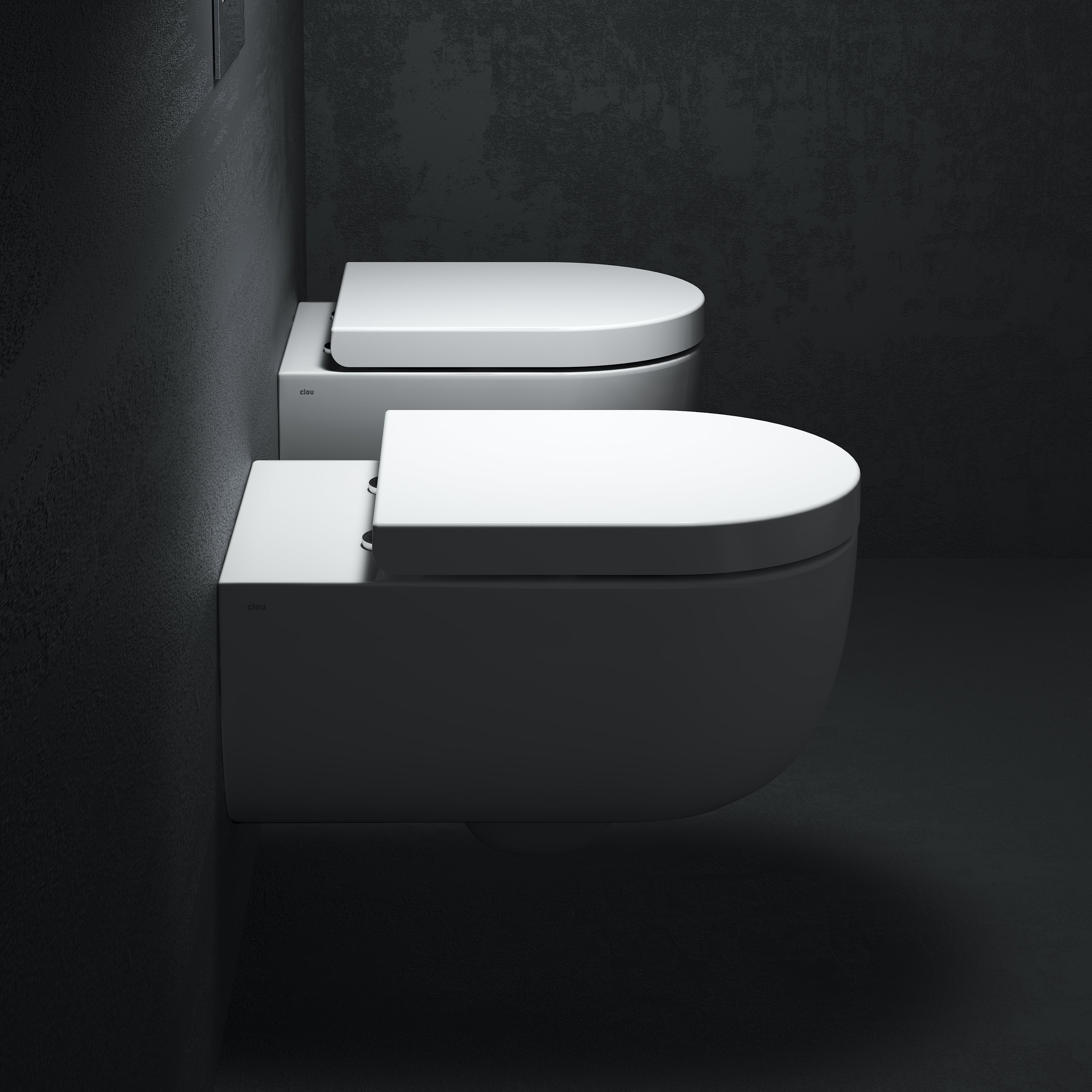 toilet clou