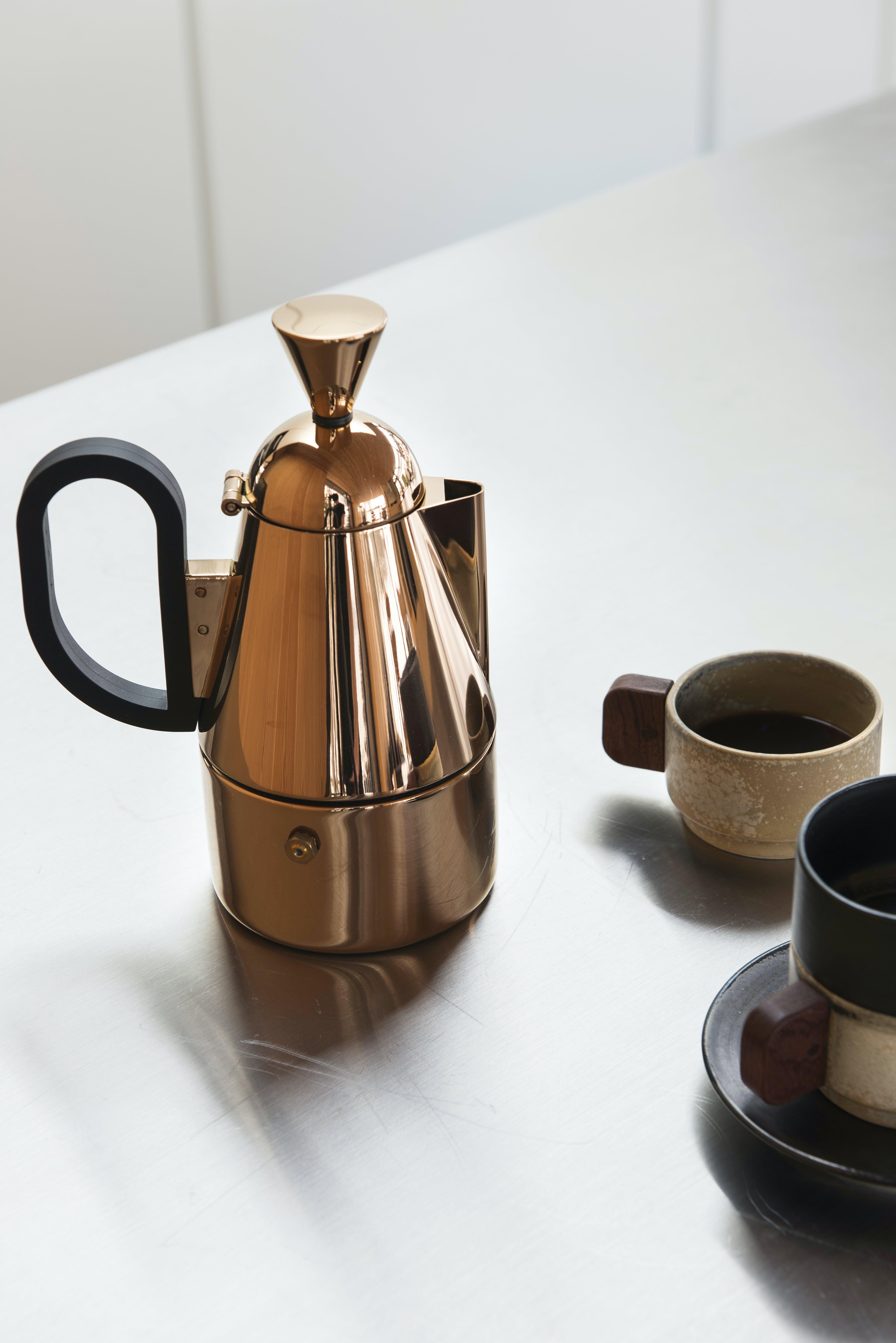 Kaffekop Noes espressokande Tom Dixon.
