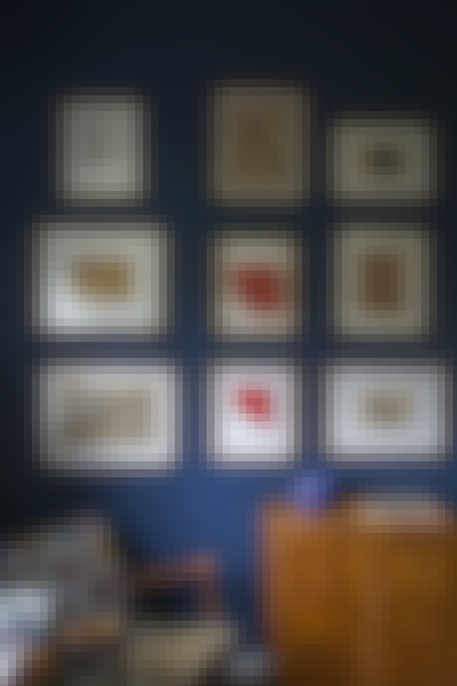 Jesper Christiansen atelier forbillede billeder billedrammer