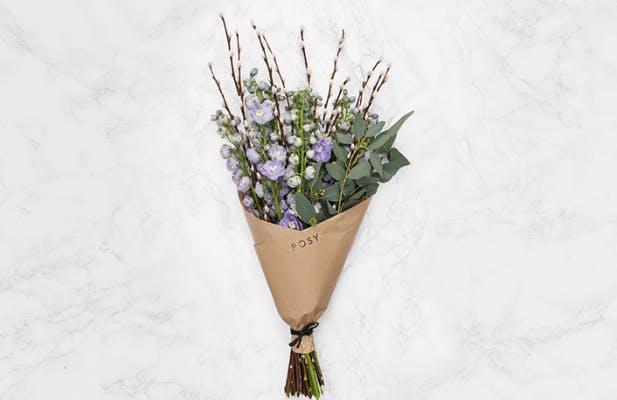 posy buket blomster abonnement