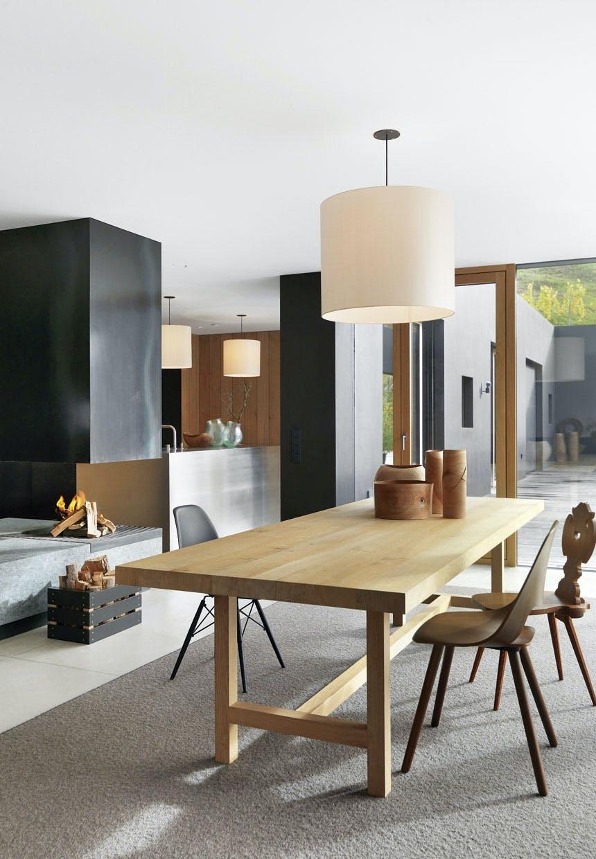 Spisebord designet af BergmeisterWolf
