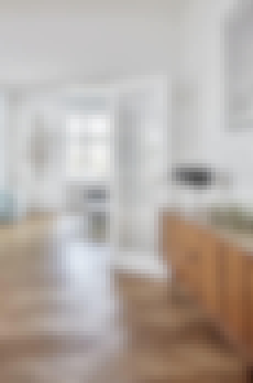 villa herskabsvilla indretning bolig stue