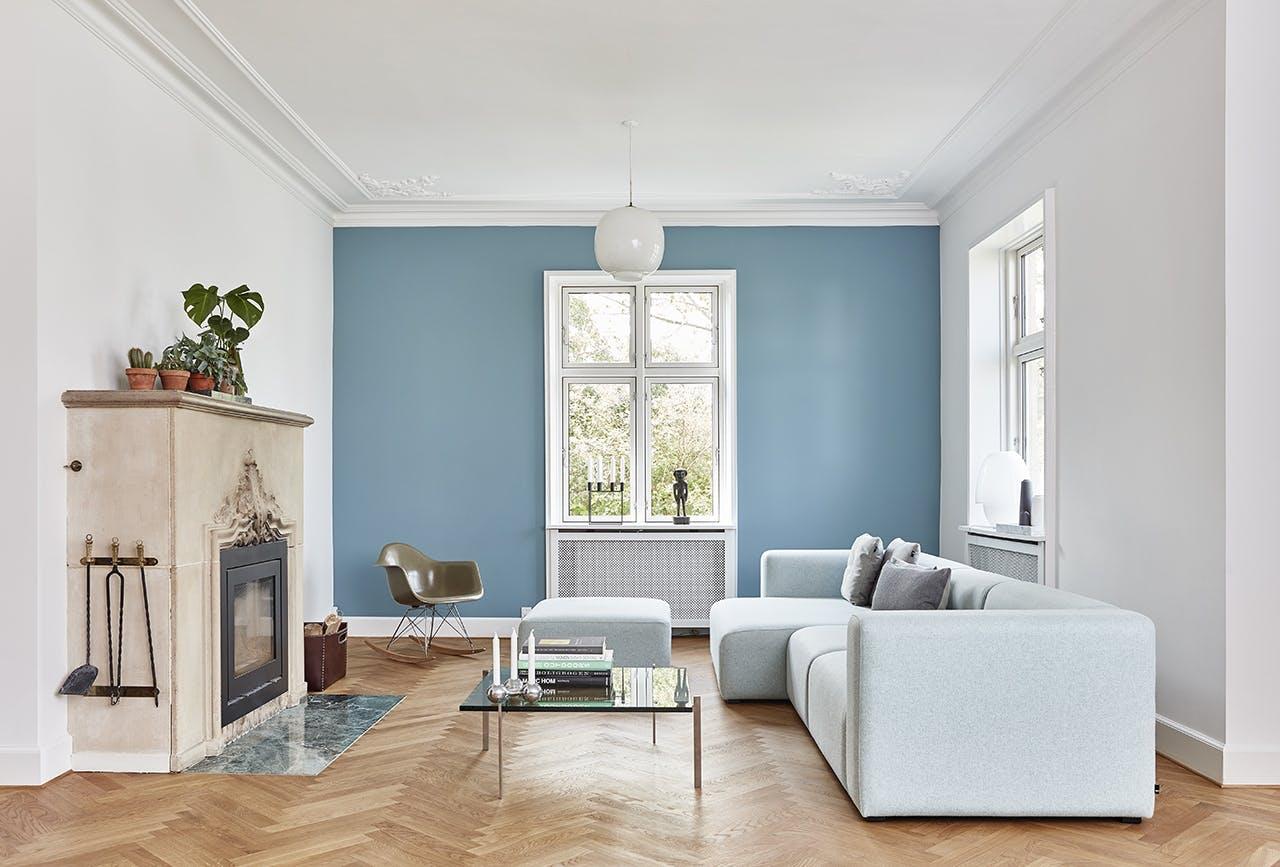 villa herskabsvilla indretning bolig stue sofa