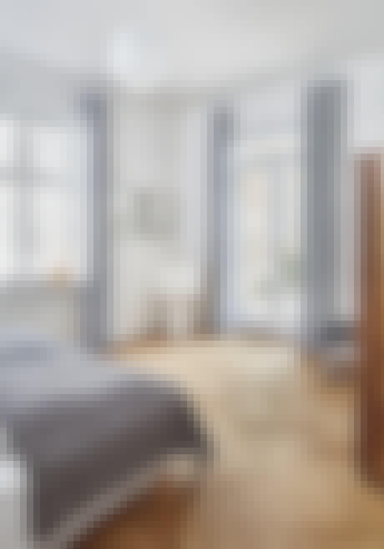 villa herskabsvilla indretning bolig soveværelse seng