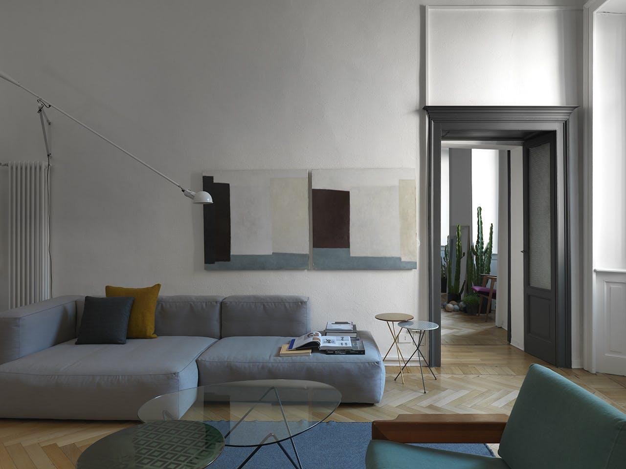 bolig indretning dansk design stue sofa
