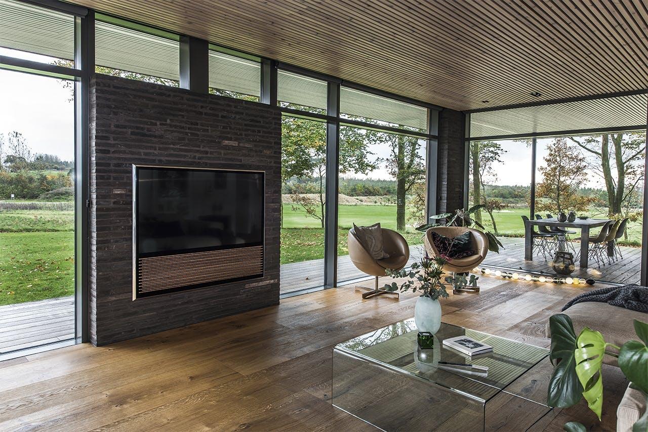 bolig boliger indretning arkitekttegnet huse b og o