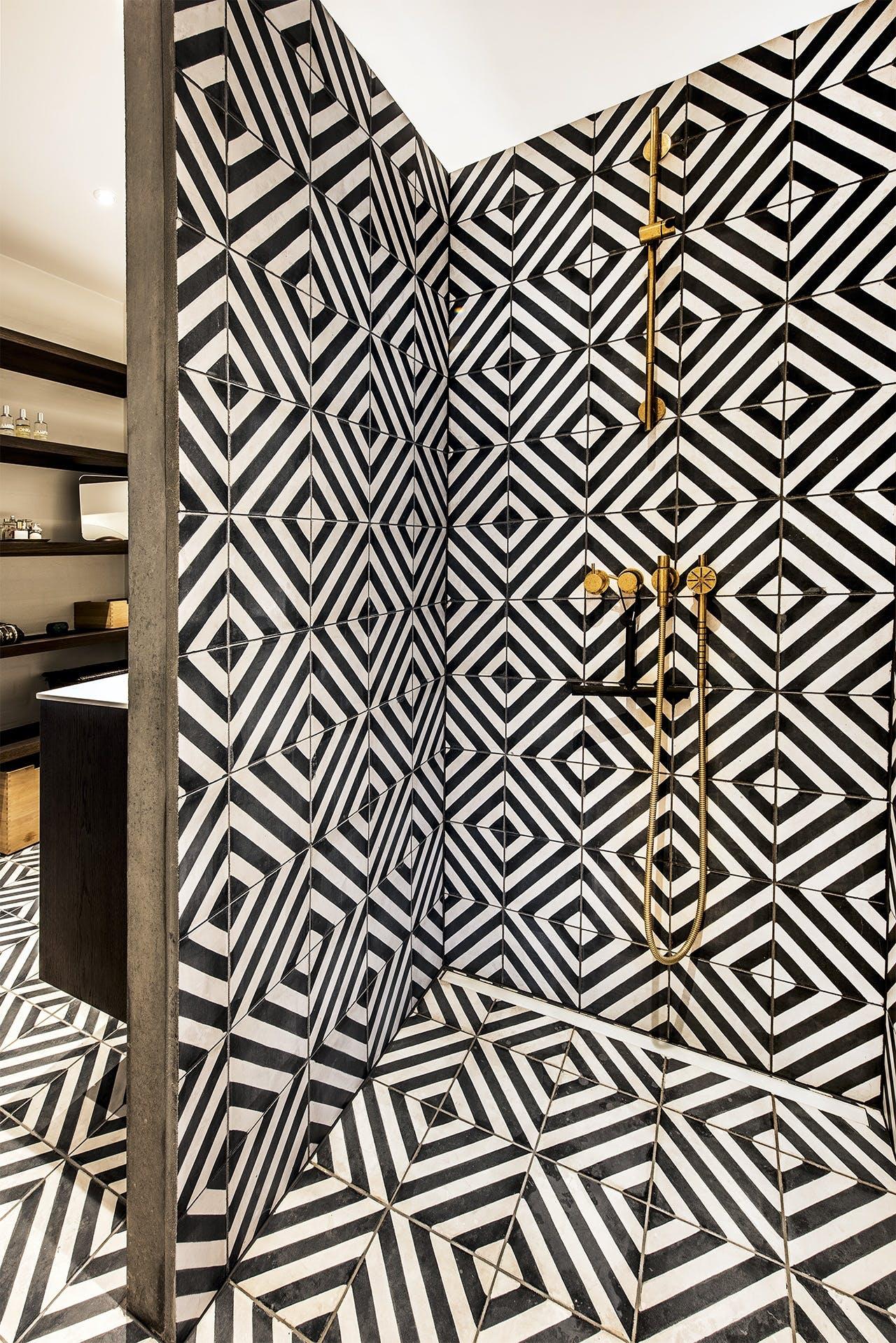 bolig boliger indretning arkitekttegnet huse badeværelse