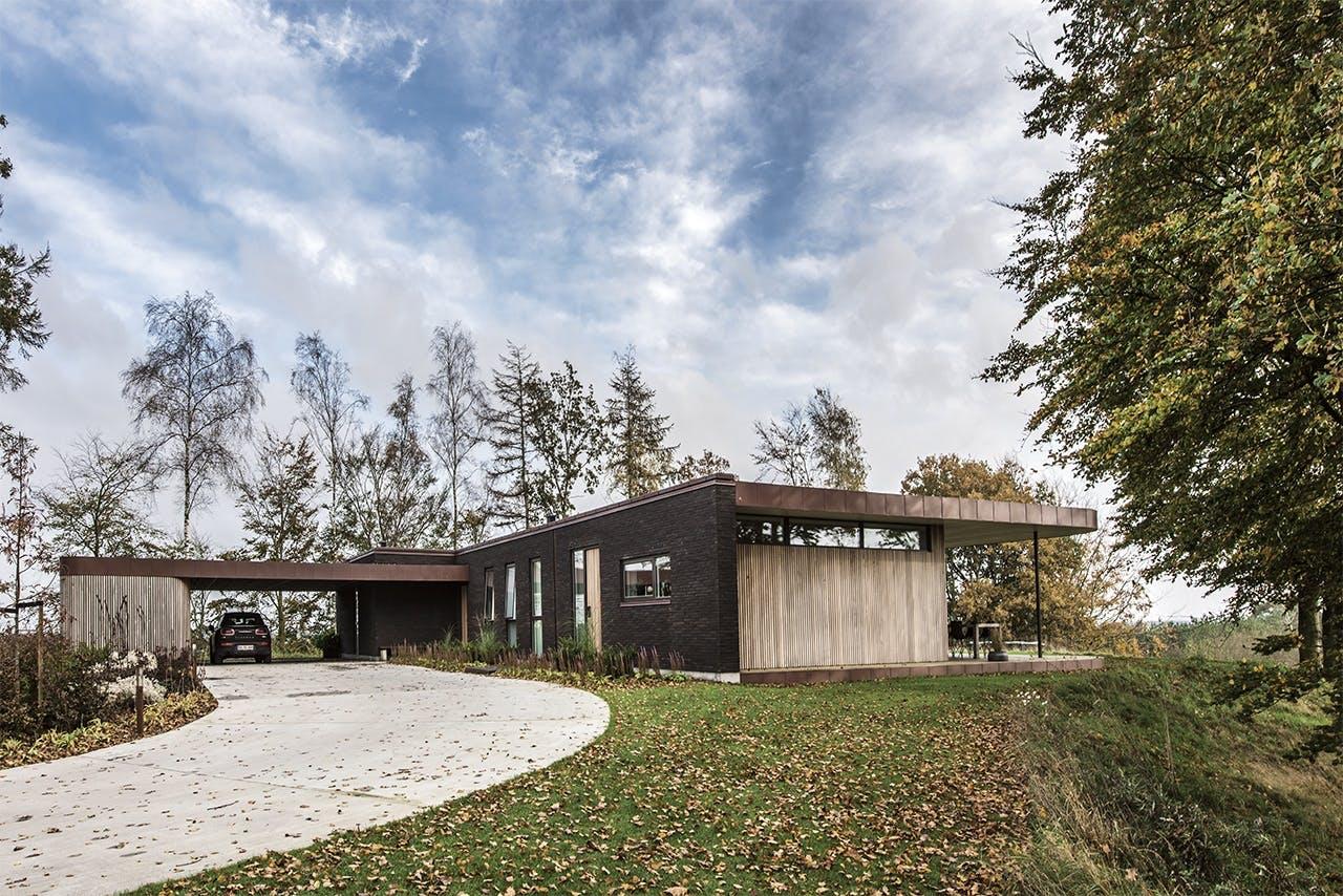 bolig boliger indretning arkitekttegnet huse facade