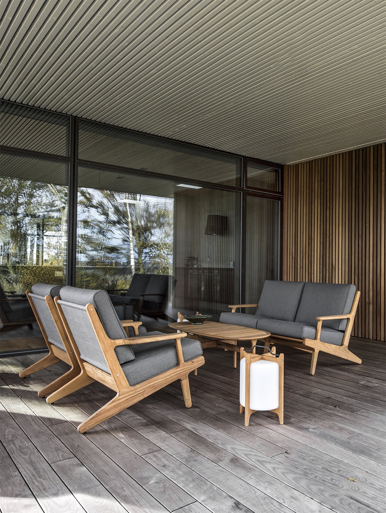 bolig boliger indretning arkitekttegnet huse terrasse