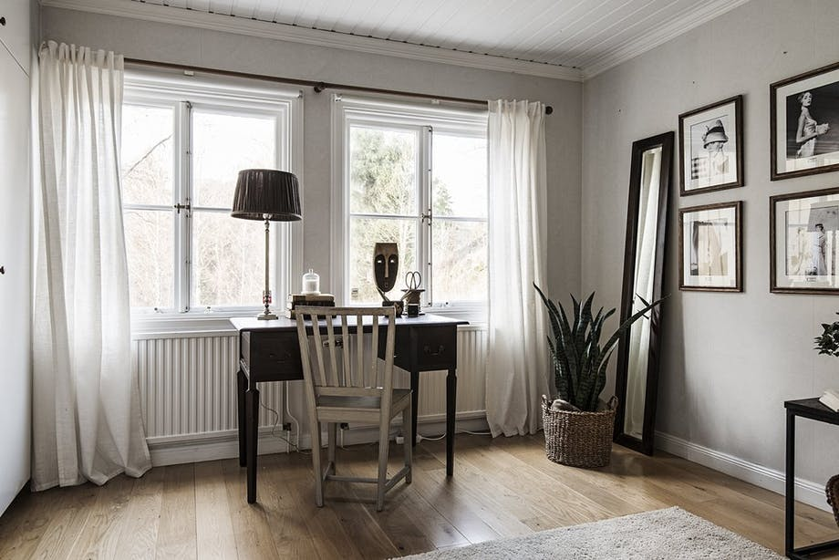 bolig indretning sverige greta garbo til salg kontor