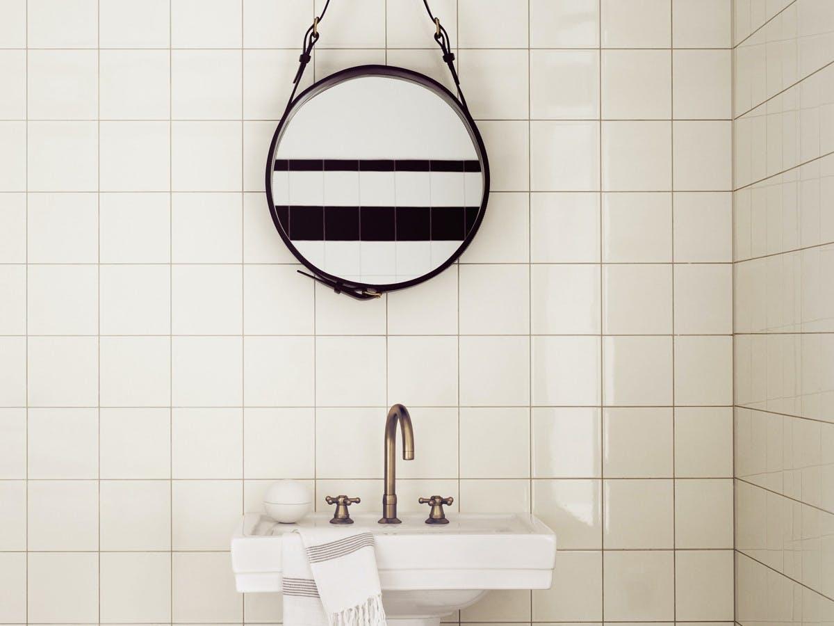 spejl make up spejl badeværelse gubi