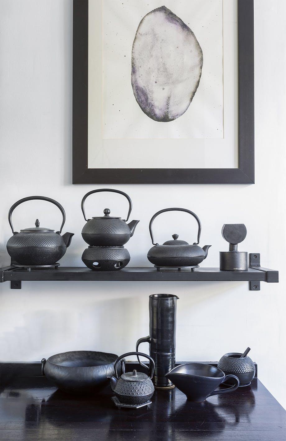 lejlighed villa indretning amager keramik te sort