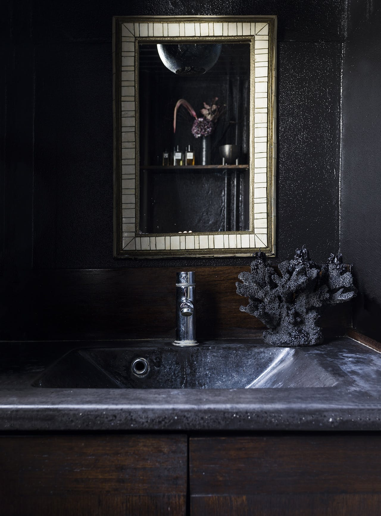 lejlighed villa indretning amager badeværelse