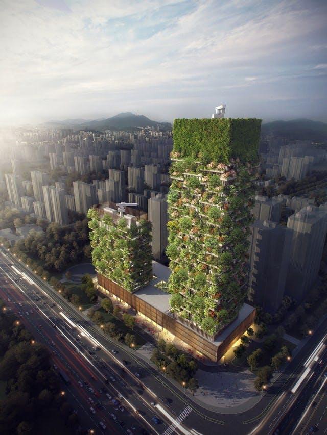 Nanjing Green Towers, Nanjing (Kina)