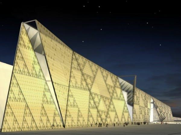 Grand Egyptian Museum, Giza