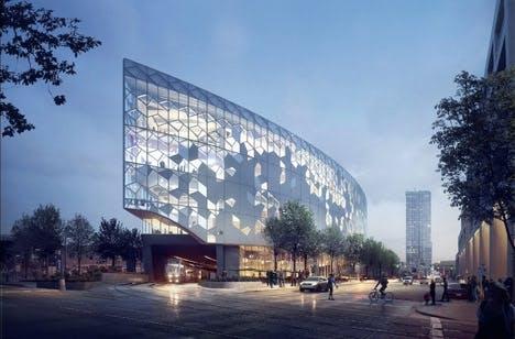Calgary Library, Calgary (Canada)