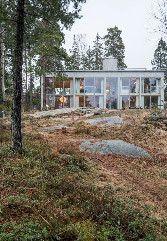 bolig indretning sverige natur
