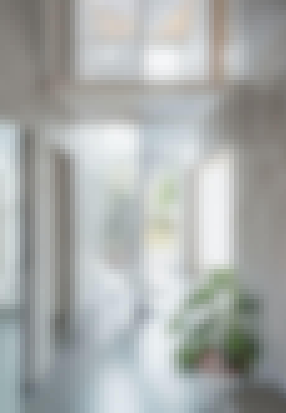 bolig indretning sverige natur trappe