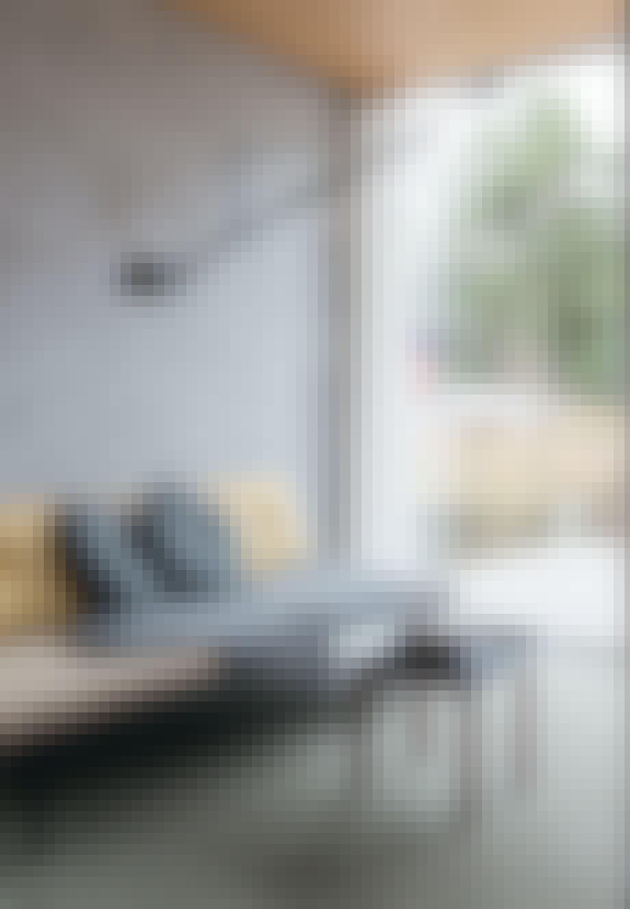 bolig indretning sverige natur sofa stue