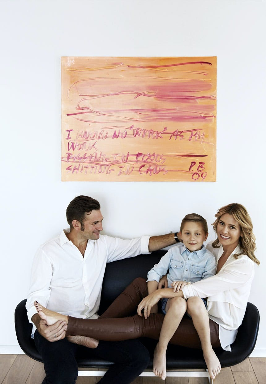 Nicolai, Amanda og Jack Bergmann