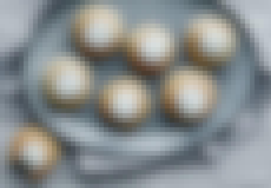 fastelavnsboller fastelavn gammeldaws fastelavnsboller vanilje æble