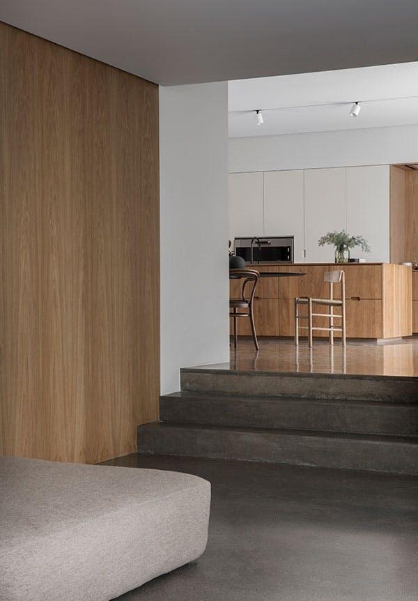 arkitektur norge hygge indretning moderne beton træ