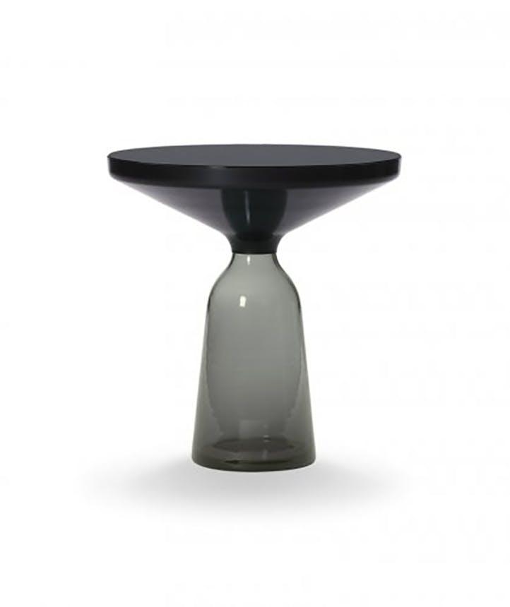 CasaShop bell coffee table i glas designet af sebastian herkner