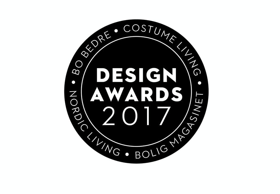 Nr. 7 – Vinderne af Design Awards 2017