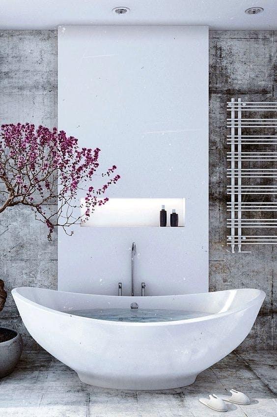 Nr. 8 – 12 smukke badekar, hvor der er plads til afslapning og ny energi