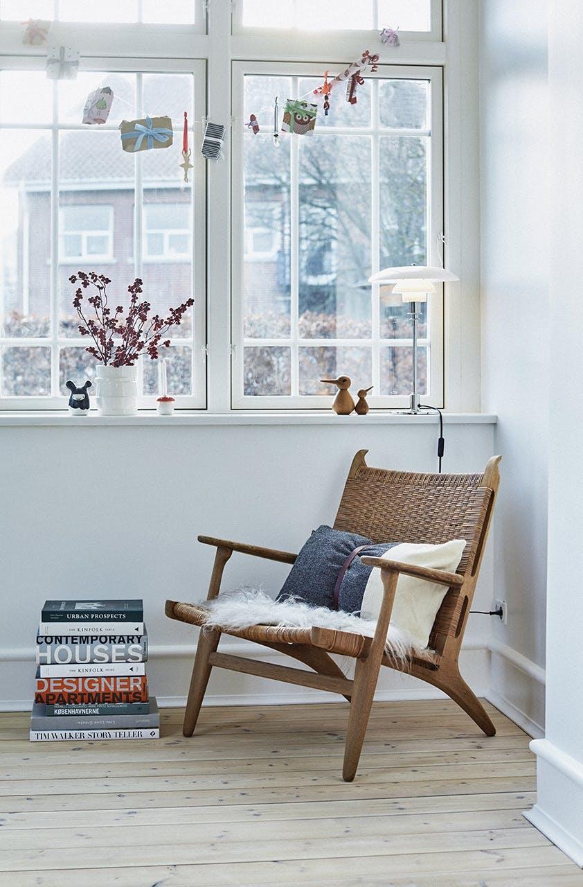 jul renovering ombygning hus villa stol