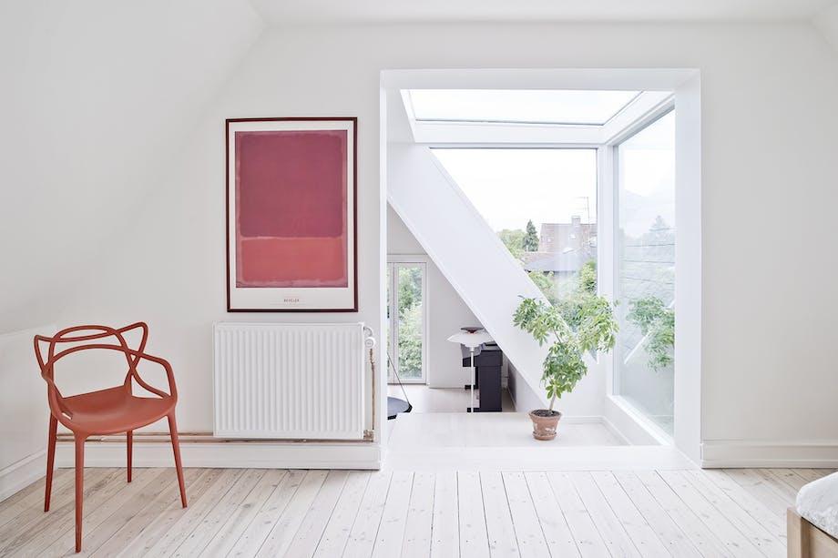 murermestervilla ombygning vindue glasparti tilbygning stue