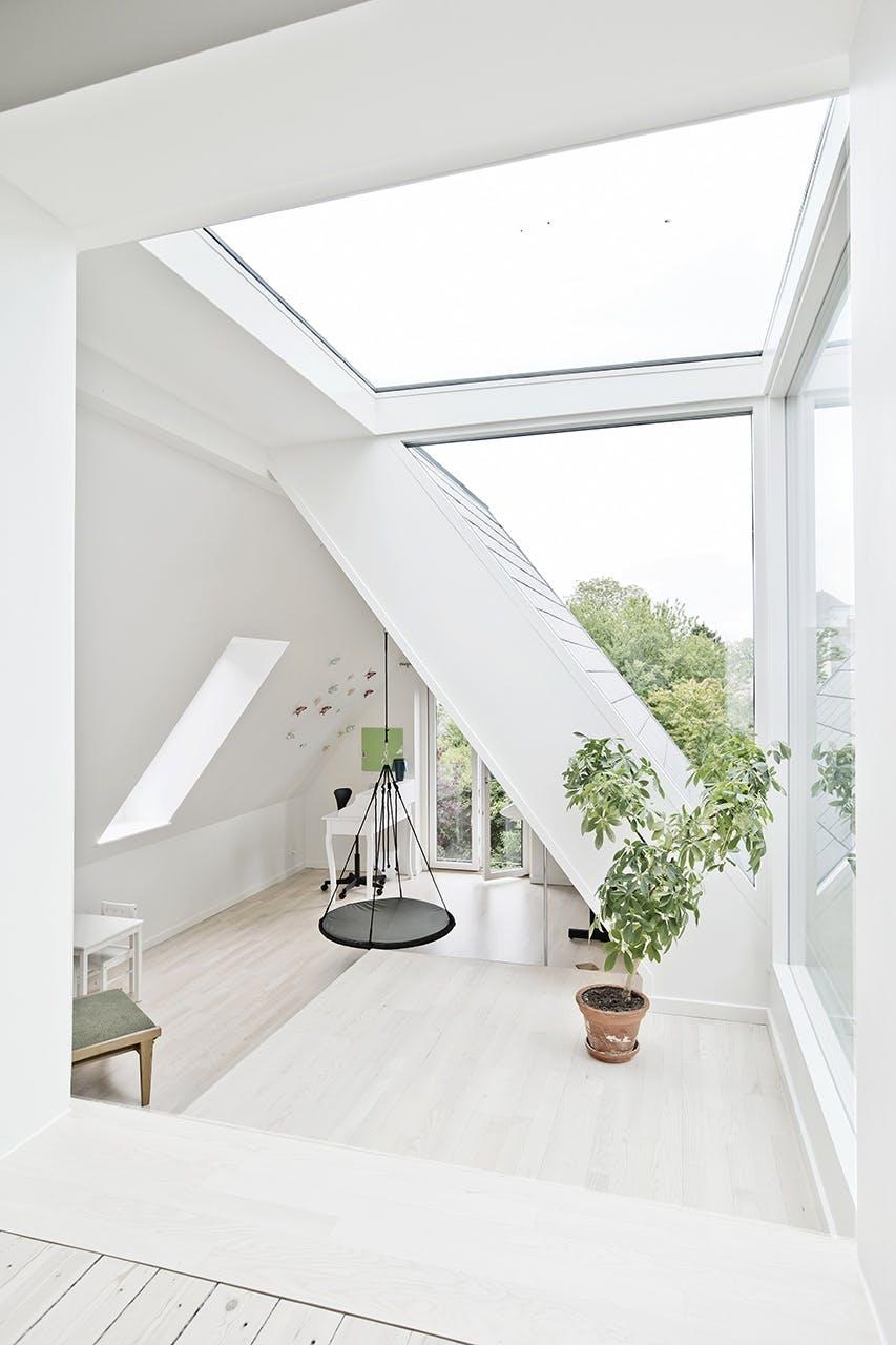 murermestervilla ombygning vindue glasparti tilbygning arkitektur