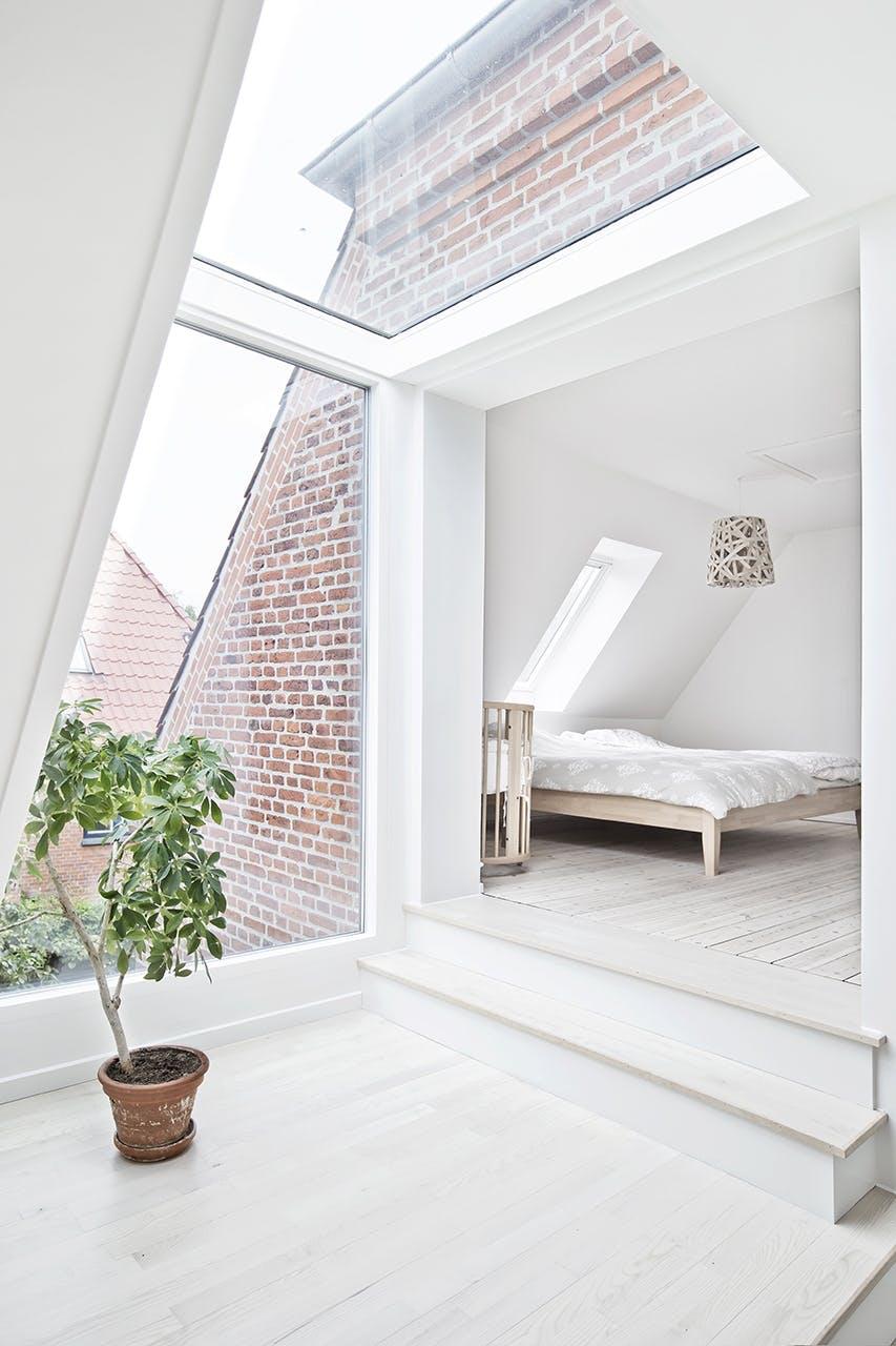 murermestervilla ombygning vindue glasparti tilbygning
