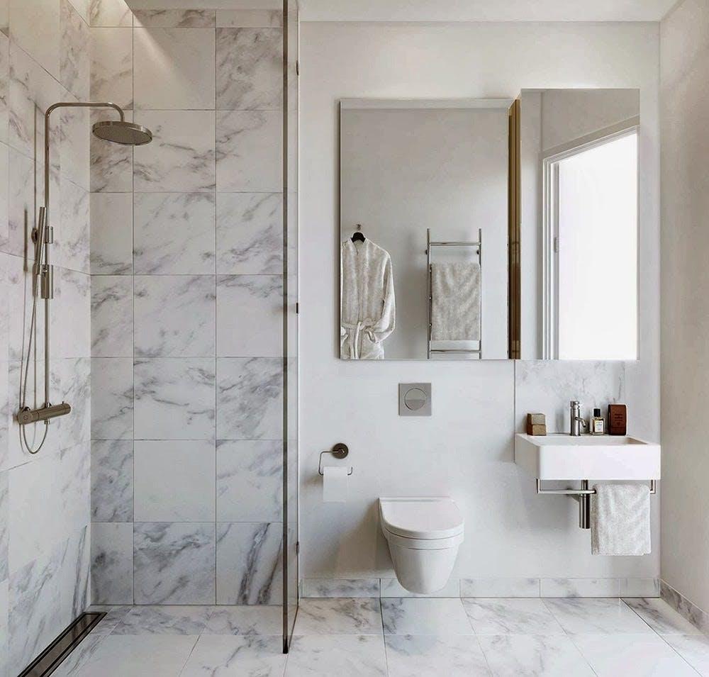 Luksuriøst marmor
